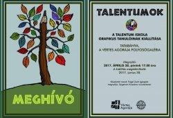 2017.04.28. - Talentumok